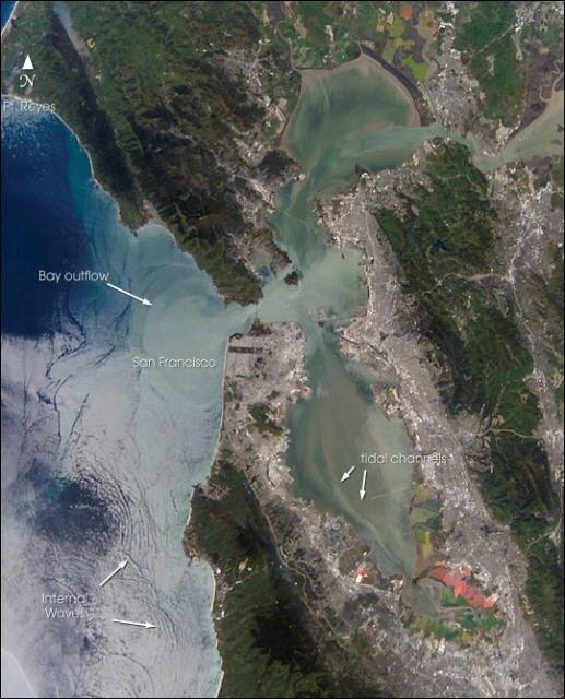 Large San Francisco Bay