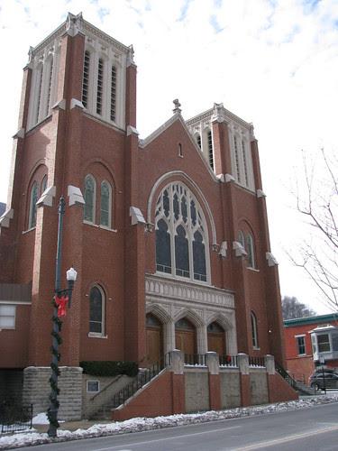 St. Patrick Catholic Church - Maysville, KY