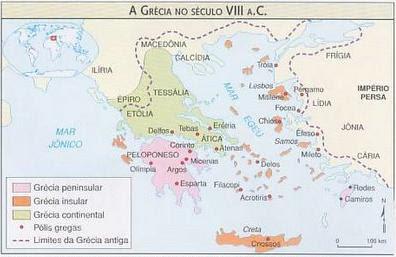 Civilização na Grécia Antiga