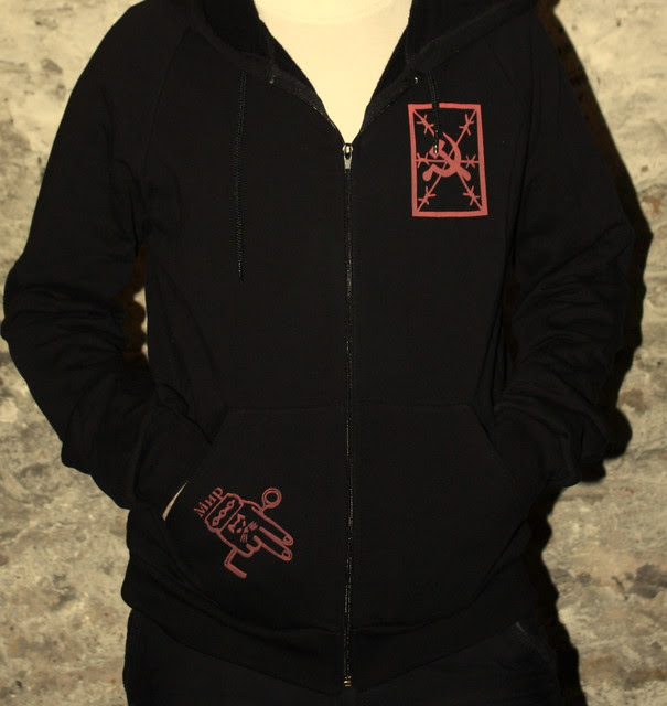 MiR14 The MIR Collective / Russian Criminal Tattoo Hoodie. Available At: