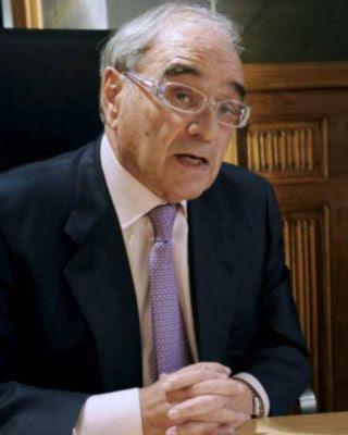 El exministro Rodolfo Martín Villa