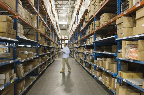 As COVID quiets, demand for warehouse space surges