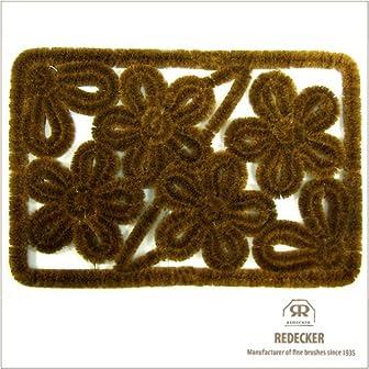 [REDECKER/レデッカー]お花の玄関マット-Flower