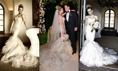 15 Knockout Celebrity Wedding Dresses That Shaped History