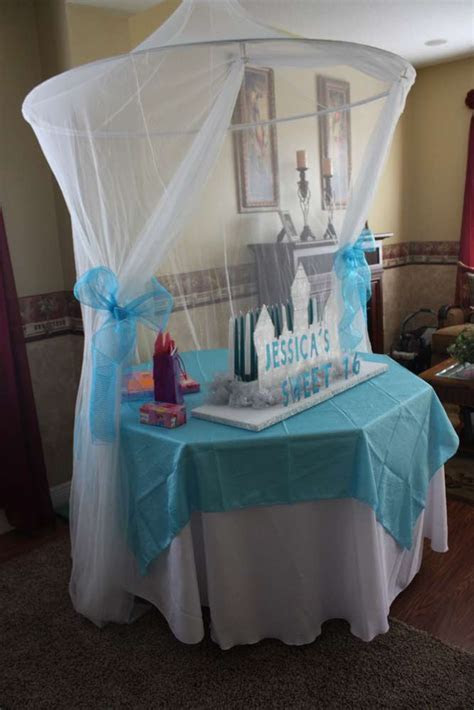 Cinderella Birthday Party Ideas   Photo 1 of 24   Catch My