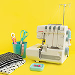 TROUBLESHOOTING OVERLOCKER STITCHES