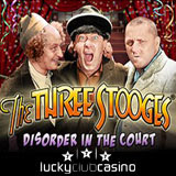 Lucky Club Casino Introduces New Three Stooges Disorder in the Court from Nuworks Games with Casino Bonus