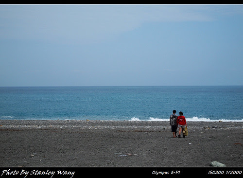 台灣繞一圈@某海灘