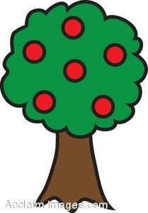 Png Clipart Clip Art Of Apple Tree