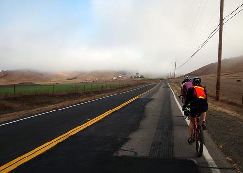 Another santana tandem and a mountain bike