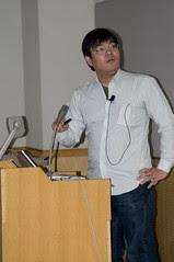 大西 真晶さん, C-1 ネットワークの未来, JJUG Cross Community Conference 2008 Fall