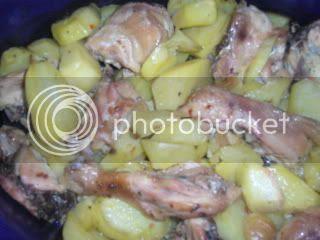 cartofii gata