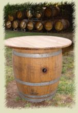 Wine Barrel Planter Barrel Used Wine Barrels Half Wine Barrel