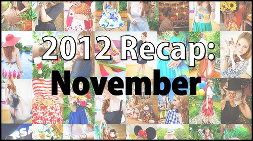 12 Dec 31 - Year Recap - 11 Nov