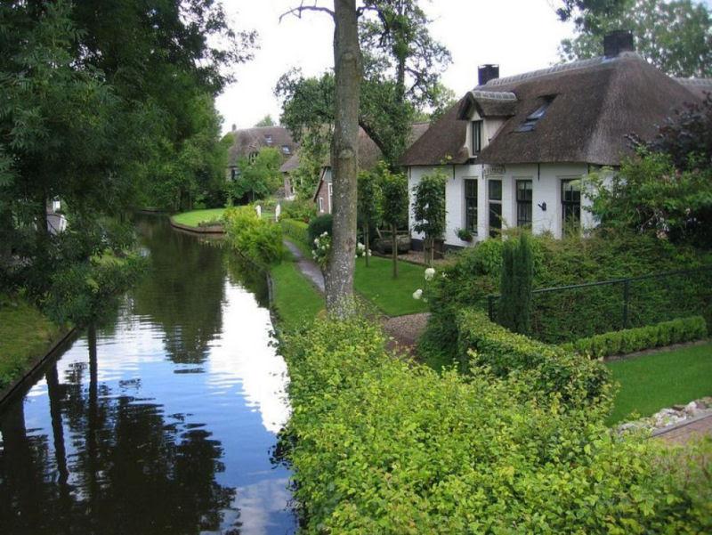 Giethoorn, a Veneza rural da Holanda 05