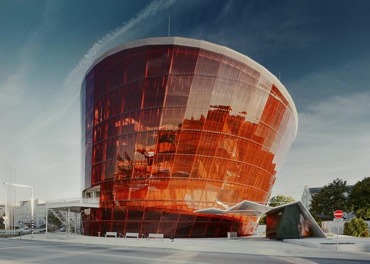 Sala de Concertos Grande Âmbar / Volker Giencke, © Indrikis Stūrmanis
