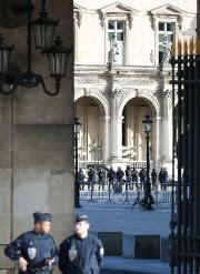 La patrouille était composée de quatre militaires qui... (PHOTO ALAIN JOCARD, AFP) - image 1.0