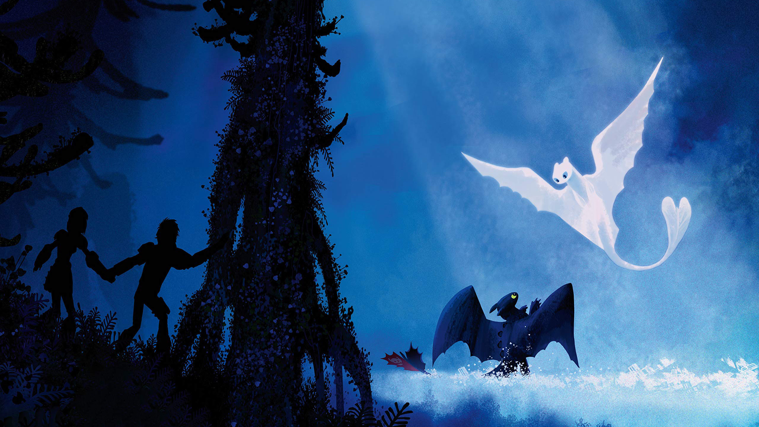 How To Train Your Dragon The Hidden World Widescreen Wallpapers