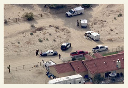 Antelope Valley woman killed by pack of pit bulls