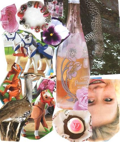 Hazel's collage