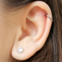 Cartilage Piercings Chronic Ink