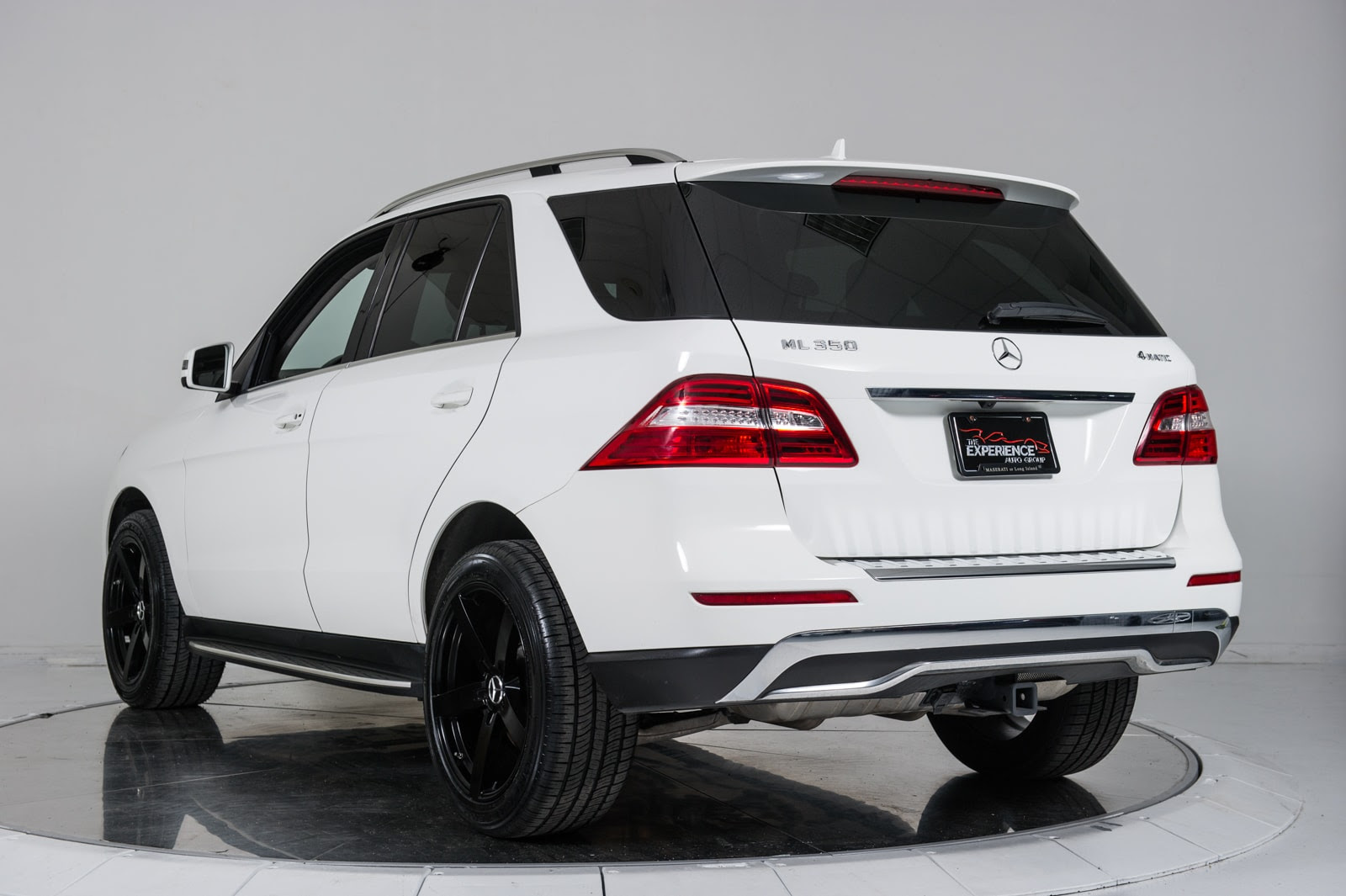 Used 2014 MERCEDES-BENZ ML350 4MATIC For Sale | Plainview ...