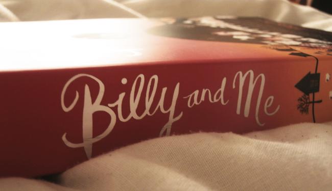 Bily & Me spine