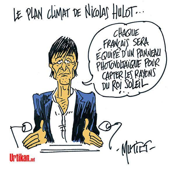 """Nicolas Hulot, ministre de l'écologie des riches: """"A un moment donné, on doit se révolter"""" ou l'enfumage du gouvernement dans le scandale Monsanto-Bayer"""