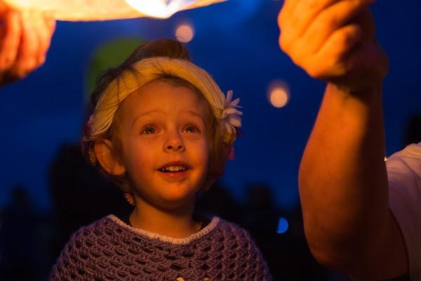 Lantern Fest Girl