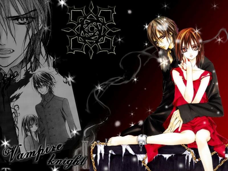 Vampire Anime Wallpaper - WallpaperSafari