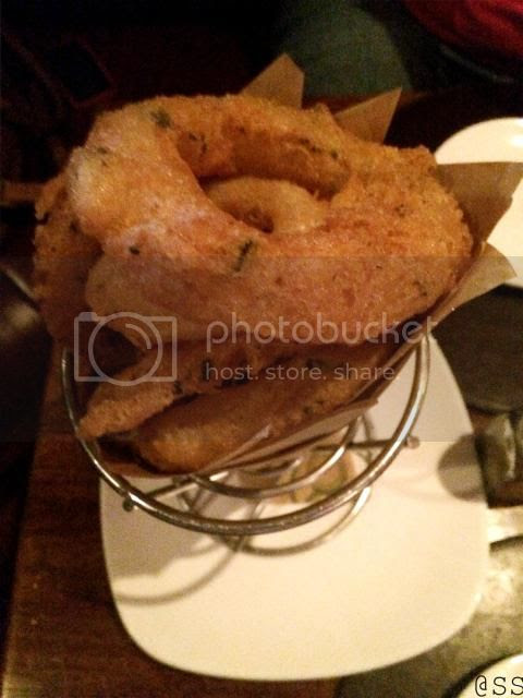 Gluten Free Onion Rings Raglan Road