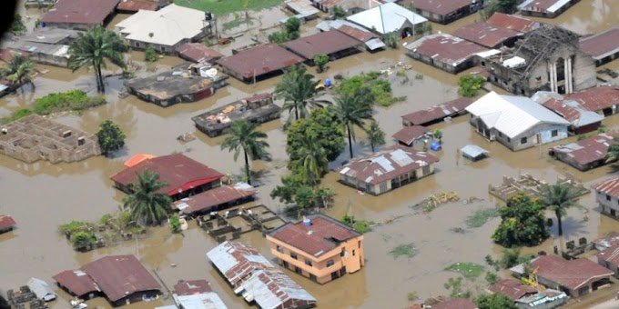 Ilorin Residents Cry Out As Flood Destroy Buildings, Cars, Other Valuables