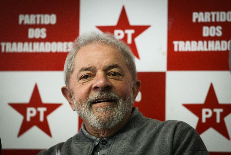 Depoimentos foram prestados em outro processo em que Lula é réu em Curitiba (Foto: Aloisio Mauricio/Fotoarena/Estadão Conteúdo)