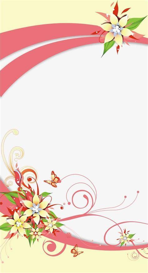 Exquisite Flowers Border, Beautiful Flowers, Wedding