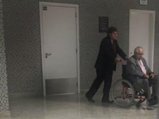 O ex-deputado ficará em prisão domiciliar por decisão do STF por problemas de saúde (Foto: arquivo pessoal)