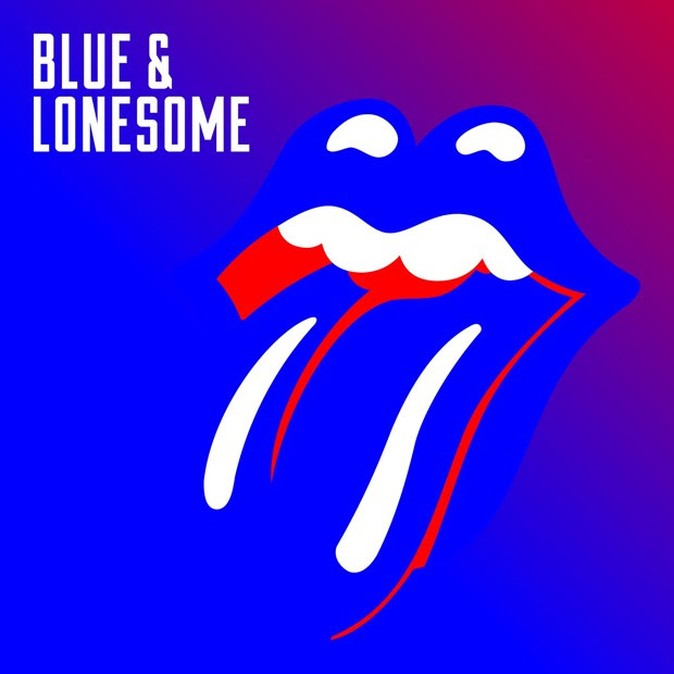 Resultado de imagem para rolling stones Blue & Lonesome