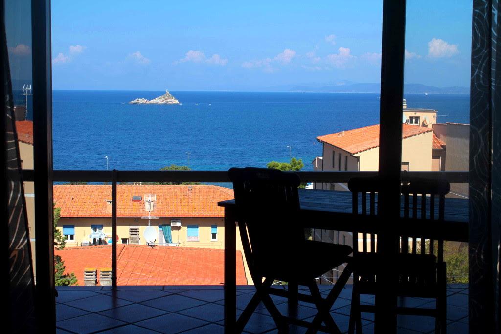 Villa in vendita Isola d'Elba Toscana vista mare