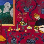 The-Dessert-Harmony-in-Red-Henri-Matisse-1908