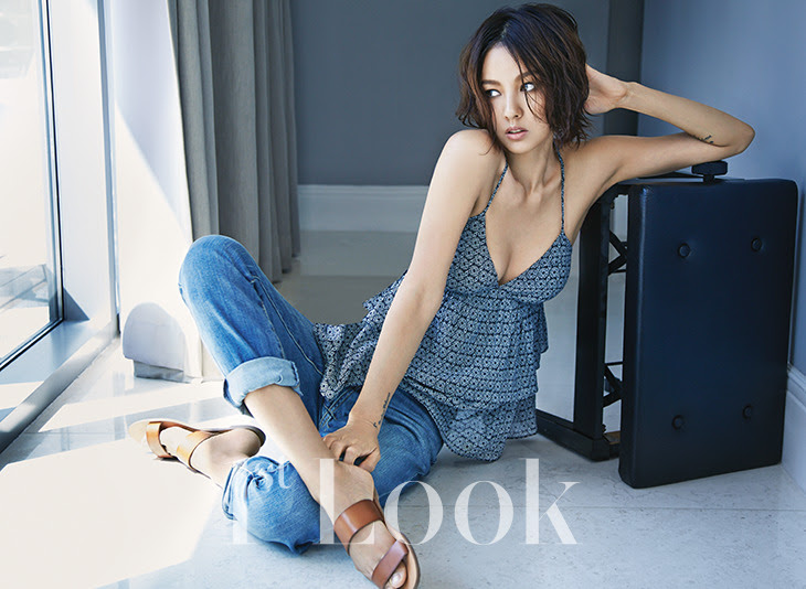 Lee Hyori - 1st Look Magazine Vol.73