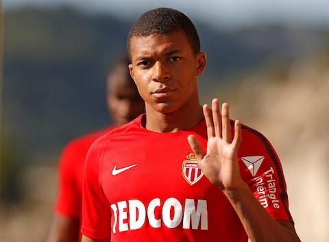 Mbappe is off to Paris Saint-Germain