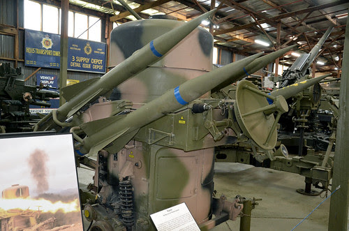Rapier Surface-to-Air Missile System 02