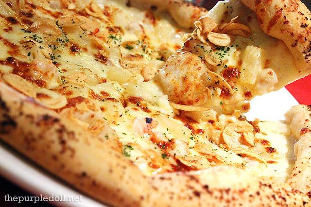 Snowflakes Pizza P495