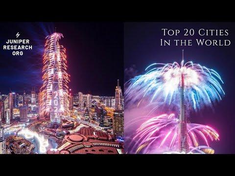 .全球十大智慧城市排行榜詳解