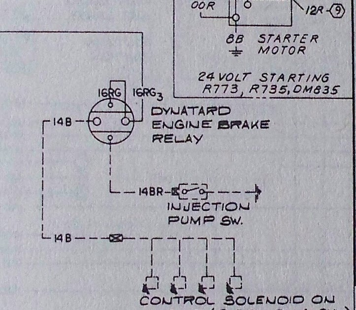 Engine Brake Wiring DiagramWiring Diagram