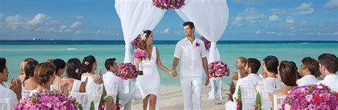 Weddings at Dreams Sands Cancun Resort & Spa