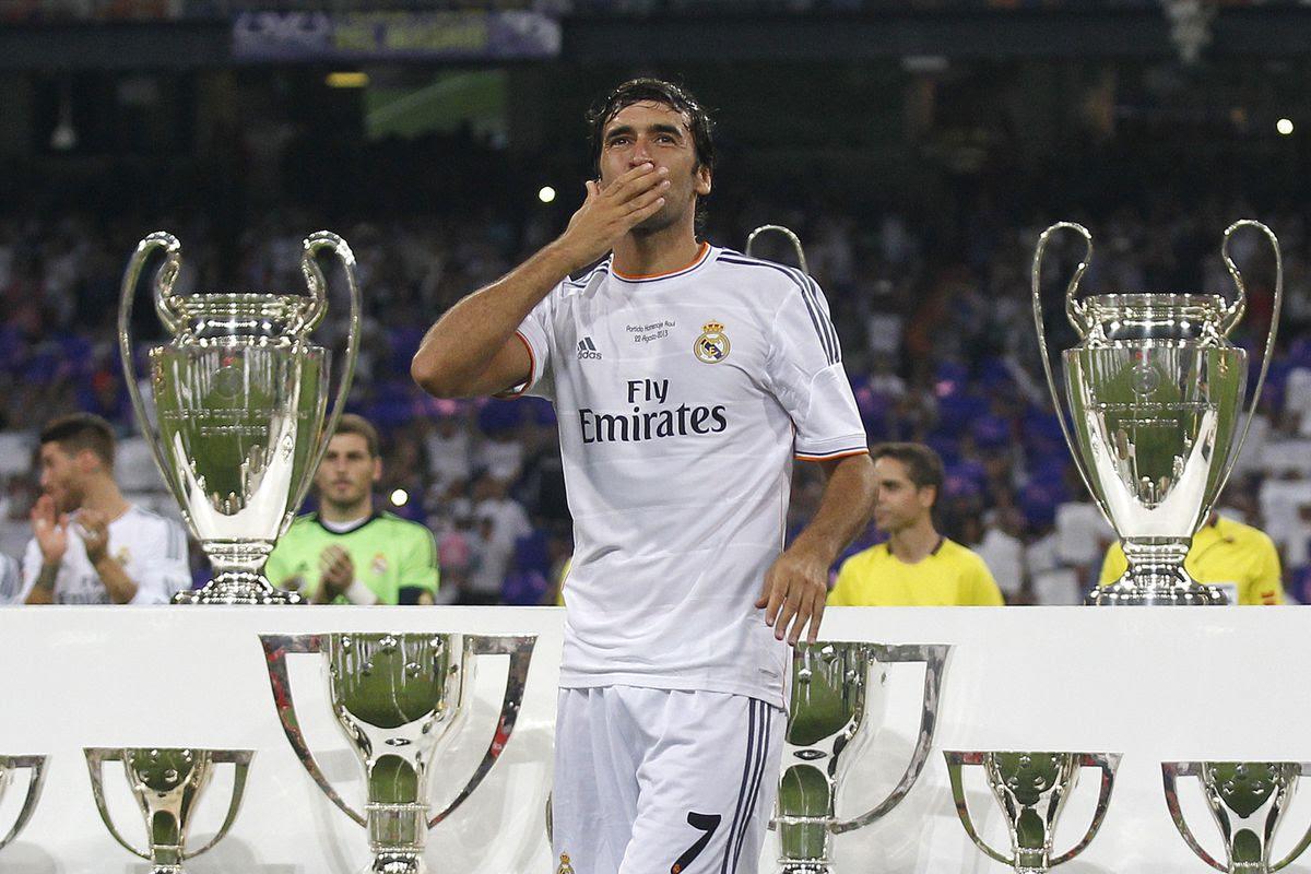 Real Madrid memang masih sanggup dibilang sebagai klub raja Eropa untuk ketika ini Klub Raja Eropa Miliki Enam Nama Terbaik yang Tak Akan Dilupakannya