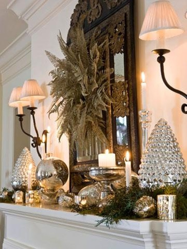 Cozy Winter Mantle Decor Ideas  Shelterness