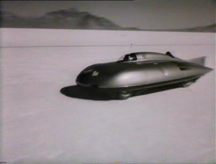 1957 MG EX 181 Land speed record car