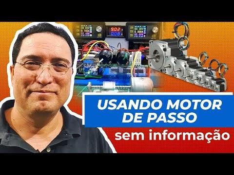 Usando Motor de Passo sem informação