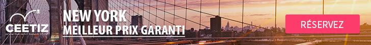 Ceetiz - New-York - Meilleur prix garanti